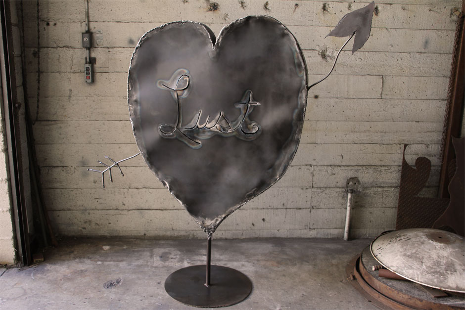 lust heart