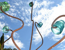 Seaweed Sculpture